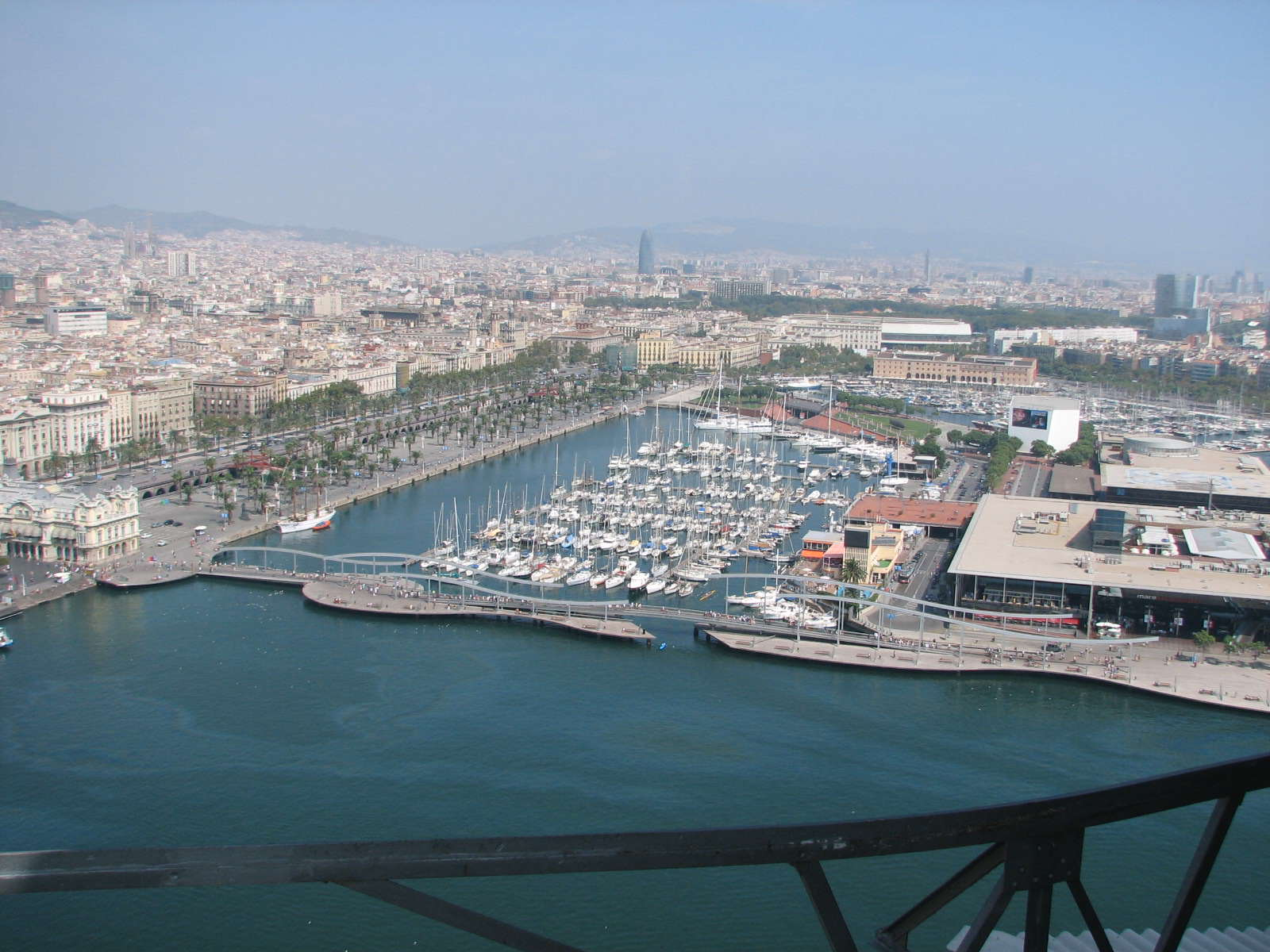 barcelona-waterfront
