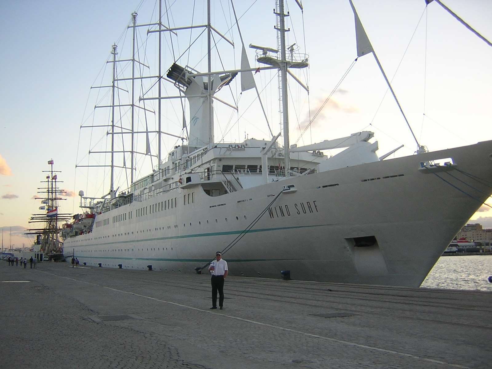 Windstar Cruise Review  Wind Surf Barcelona To Lisbon