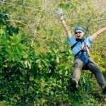 Holland America Tour: Costa Rica Zip Line Adventure