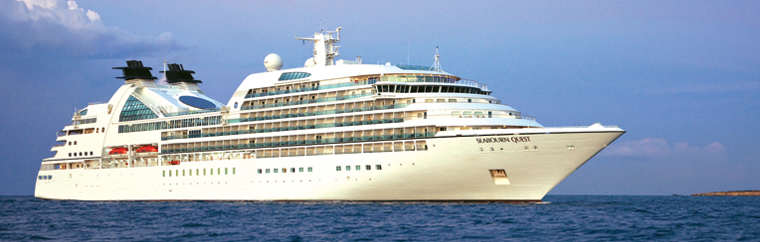2012 World Cruise onboard Seabourn Quest