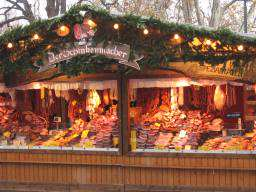 Vienna - Christmas Market Booth