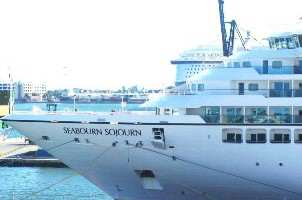 Seabourn Sojourn Cruise Review