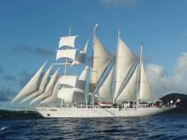 Sailing Ships: Star Clippers Cruise Review