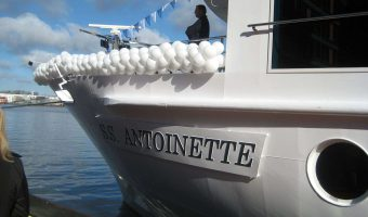 Uniworld River Cruise Review: S.S. Antoinette