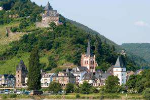 Rhine Valley from Uniworld