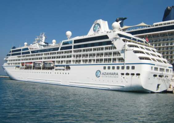 The intimate Azamara Quest