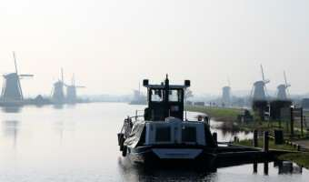 In My Viewfinder: From Viking Odin, Exploring Kinderdijk And Its Windmills