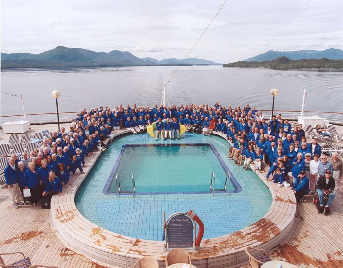 Cruise Specialists 30th Anniversary Alaskan Cruise