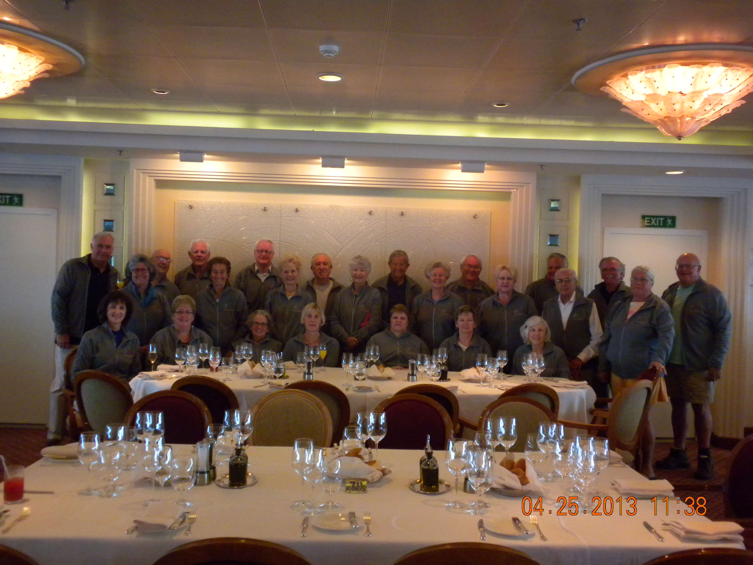 KA_CSI JACKET LUNCHEON ON SILVER WHISPER-- 25