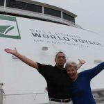 A World Cruise – It's A Lifestyle, Not a Destination