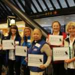 "Special Send-Off for Grand Voyage for ""Village"" of Cruise Specialists Travelers"