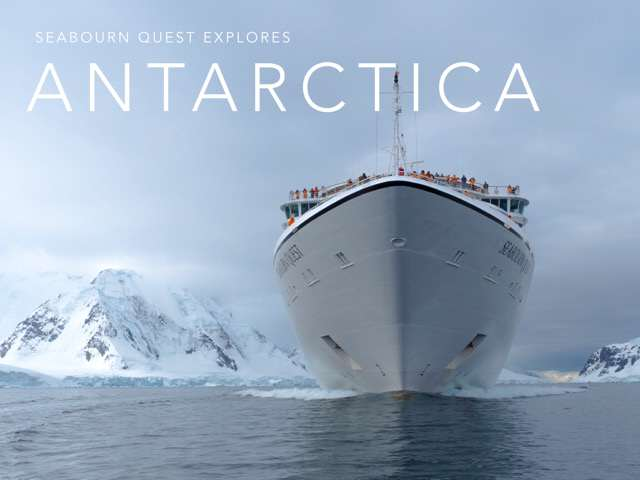 Quest For Adventure Photos That Tell The Story Of Antarctica - Antartica cruise ship