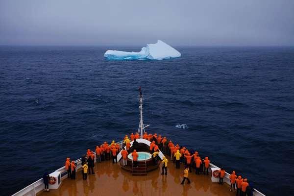 First iceberg 1 1