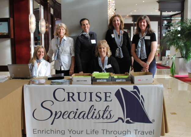 Holland America Send Off