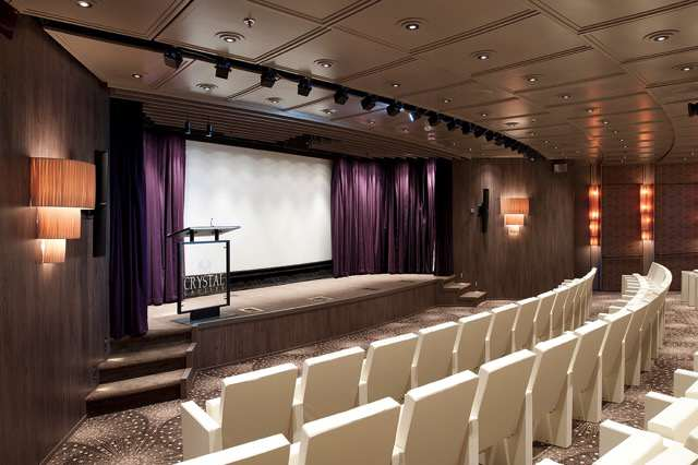 Crystal Symphony Hollywood Theatre Speaker