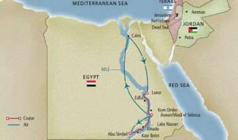 Viking River Cruises Again Operating Egyptian River Cruise Tours