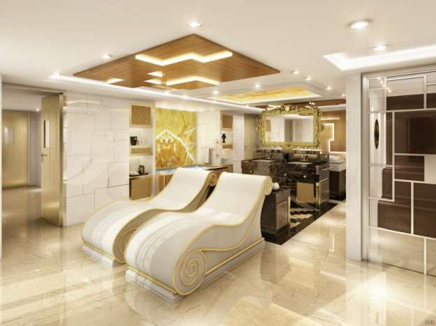 Regent Seven Seas Explorer: 375 Suites, Which Will Be Yours?