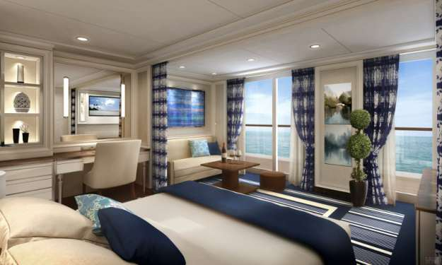 Regent Seven Seas Explorer 375 Suites Which Will Be Yours