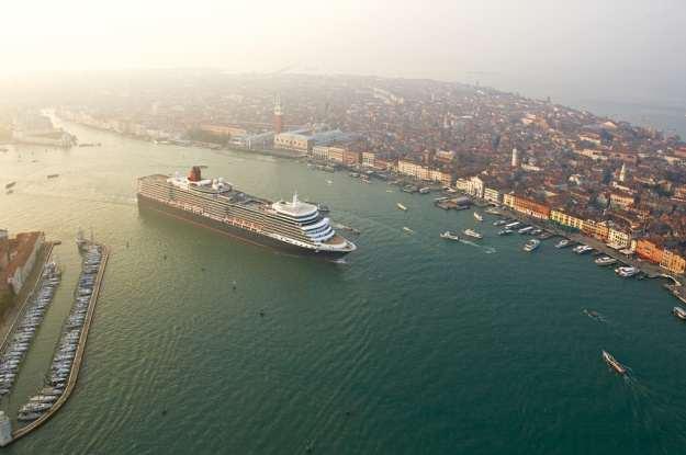 Cunard Transatlantic Cruise
