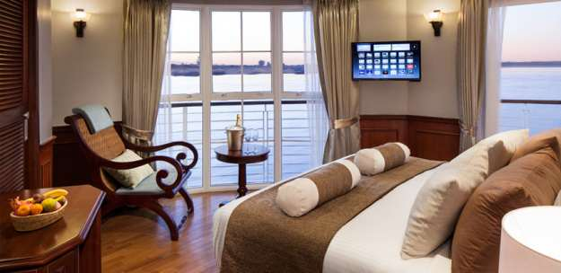 AmaWaterways AmaPura Ship Details