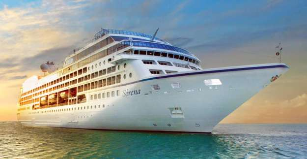 New Ship Announcement: Oceania Cruises Sirena