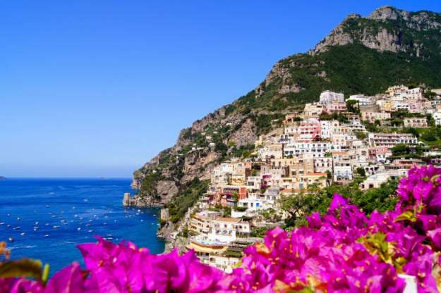 Italy Amalfi Coast Summer Cruise