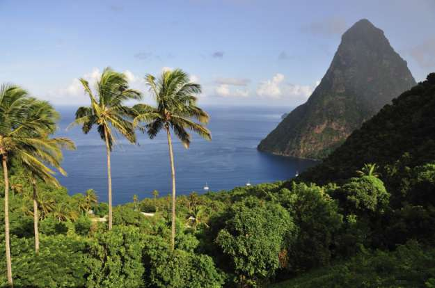St Lucia Pitons Summer Cruise