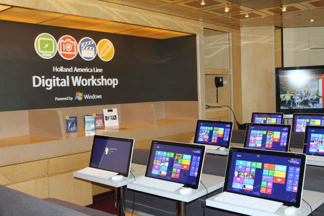 Digital WorkShop aboard HAL