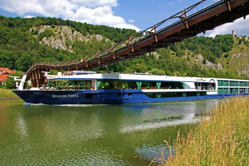 Avalon Cruises Vista in Germany - Main Danube Canal