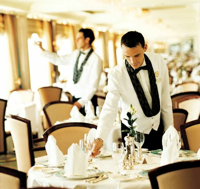 Getting to know your cruise ship staff