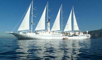 What to Expect Sailing Windstar Greek Islands