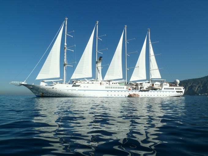 Windstar Cruises Power Yacht