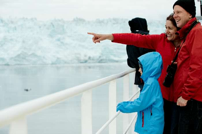 What to wear on an Alaska Cruise