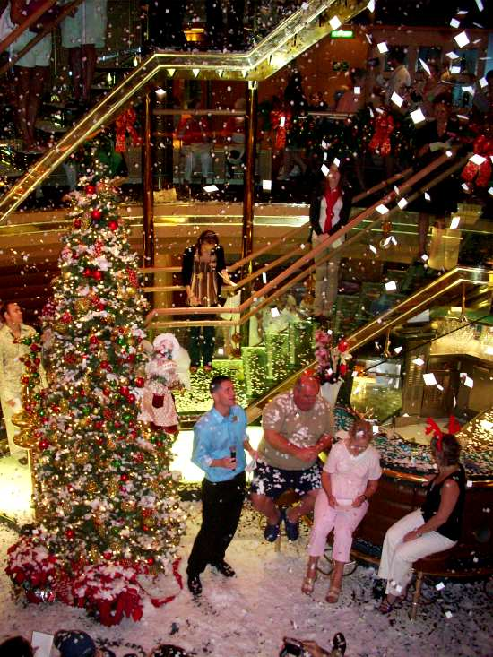 Christmas Cruises.What Makes A Christmas Cruise Special Our Hosts Chime In