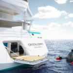 What to expect from Crystal Cruises Yacht Sailing?