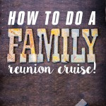 Travel Agents Mean Smooth Sailing for Family Reunion Cruises