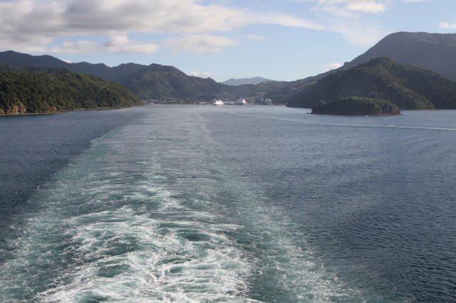 Learn about the 2016 World Cruise in New Zealand
