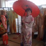 Traditional Geisha Moments Aboard Crystal World Cruise