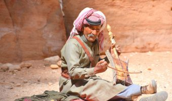 2016 Grand World Voyage Adventures in Jordan