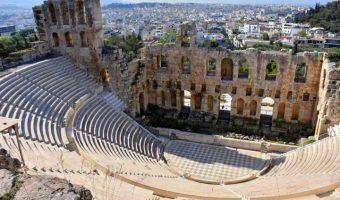 2016 Grand World Voyage Amazing Greece