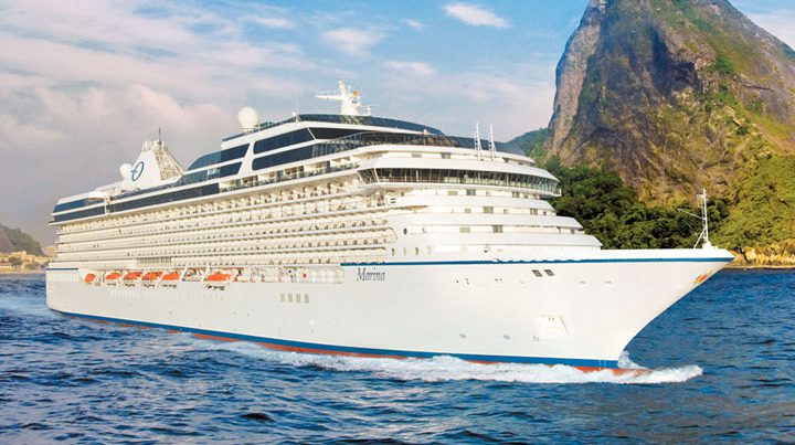 A New Look at Oceania Cruises