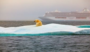 Brand New Sailing Destination: Alaska Northwest Passage Cruise