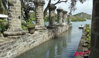 A New World Heritage Site in Antigua