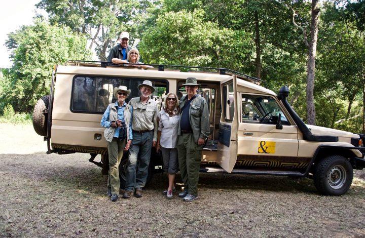 We're Not Lion — Queen Elizabeth National Park is a Sweet Spot for Safaris in Uganda