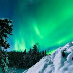 The Northern Lights: Alaska's Beautiful Night Show