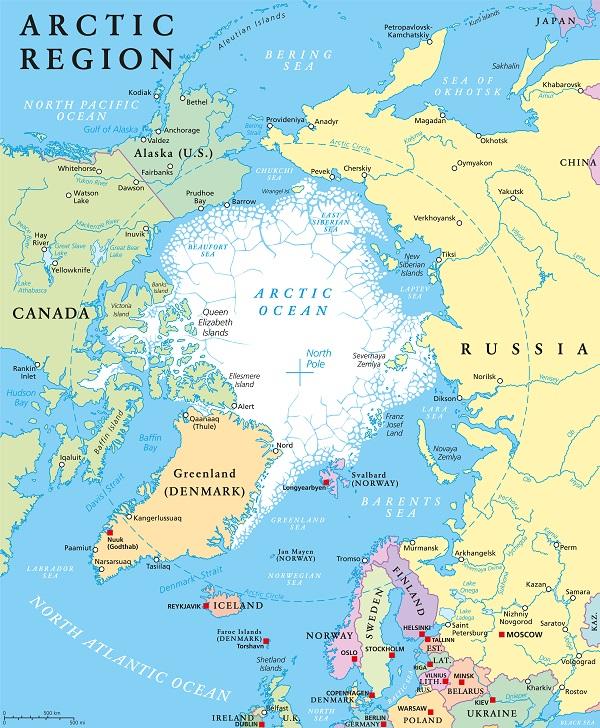 20 Day Arctic Circle Cruise