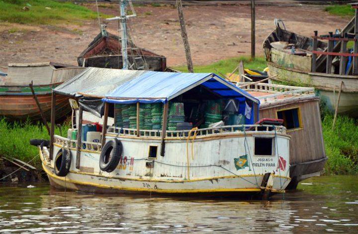 2017 Grand South America Voyage: The Amazon