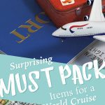 Surprising Cruise Packing List: The Little Things for a Big Difference