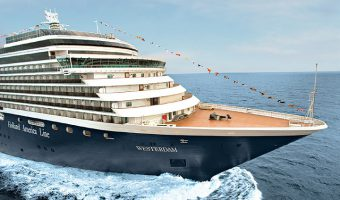 Holland America Line Announces Enhancements to Holland America Line's ms Westerdam