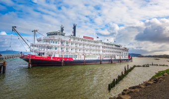 Solo Cruising with American Queen Steamboat Company